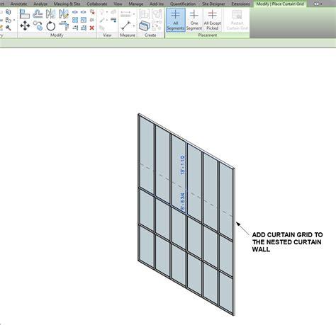 how to create curtain wall in revit create sloped curtain wall revit memsaheb net