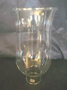 glass l chimney hurricane globe shade lighting kerosene