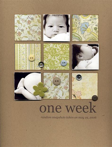 simple scrapbook layout designs layout simple and scrapbooking on pinterest