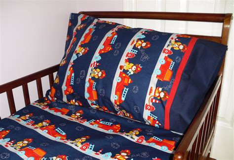 fire truck bedding fire truck toddler bedding fitted sheet with standard
