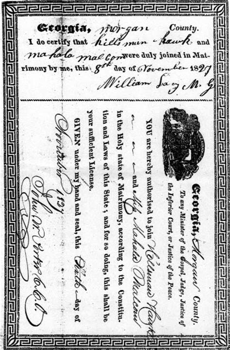 Atlanta Ga Marriage Records Searching For Andrew Hawk In