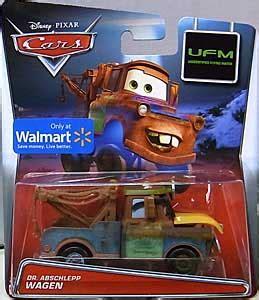 Cars Mater Ufm Dr Abschlepp Wagen Mattel Disney Pixar Diecast astro zombies アメトイ レアトイ 稀少製品をusaから直接買付でお届けします