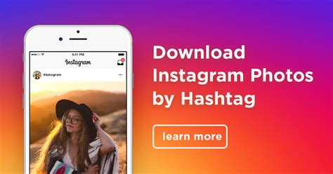 instagram tutorial hashtag how to download instagram photos by hashtag 4k download