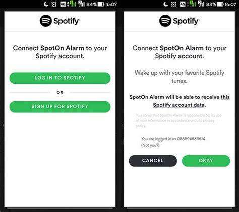 Dijamin Up Alarm cara menyulap spotify jadi alarm di smartphone android up station