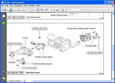 car engine repair manual 2003 lexus lx electronic valve timing throttle pedal position sensor location steering angle sensor location elsavadorla