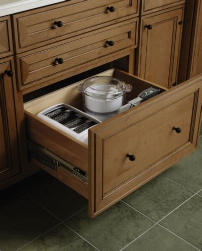 deep drawer kitchen cabinets deep three drawer base cabinet kitchen reno final