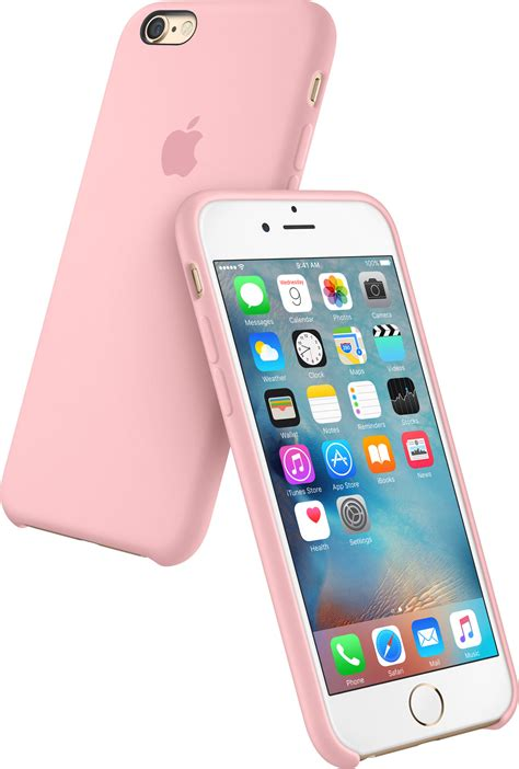Hoco Light Series Ultra Thin Silicone Soft For Iphone 55s image gallery iphone 6s pink