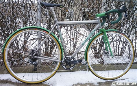 Handmade Cyclocross Bikes - handmade show the ultimate cyclocross commuter eriksen s
