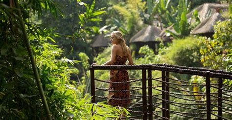 Detox Resorts Ubud Bali by Spa Collection Ubud Luxury Hotel Resort Hanging