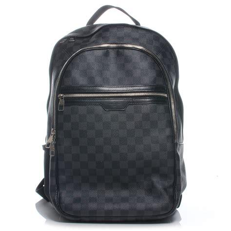 Louis Vuittonn Backpack louis vuitton damier graphite michael backpack 45818