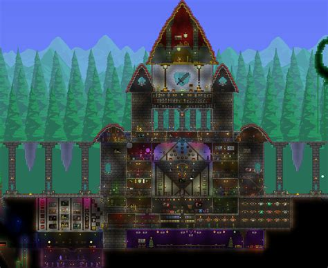 My Castle My Castle my castle terraria community forums