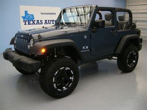 2008 Jeep Wrangler Lift Kit Find Used We Finance 2008 Jeep Wrangler X 4x4 Auto Soft