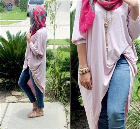 Baju Casual Wanita Muslimah 20 model baju muslim casual modern wanita terbaru 2017 2018
