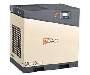 Rotary Screw compressor   Screw air compressor manufacturers   Coimbatore, India   BAC Compressors