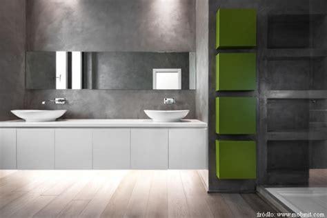 gray and green bathroom ideas umywalki nablatowe czyli estetycznie i niebanalnie