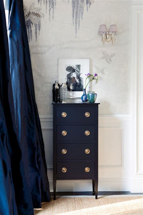 Navy Blue Room Decor by Blue Curtains Den Library Office Ada S