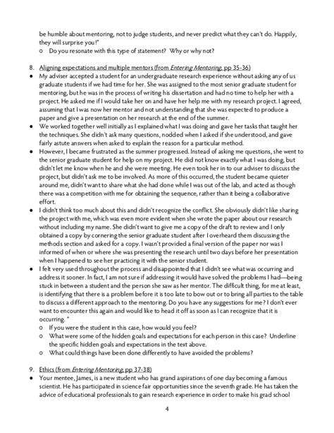 Mentorship Essay by Research Paper Mentoring