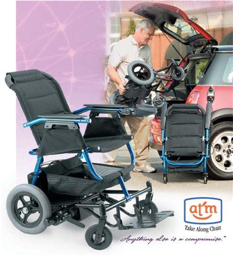 Atm Chair Portable Power Wheelchairs