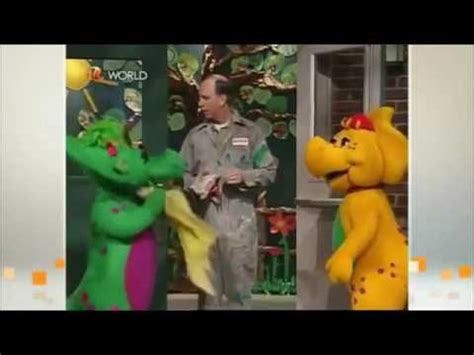 Go Barneys The Fall Barney Color by Barney Friends Colors All Around Season 5 Episode 8