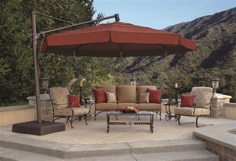 Umbrellas & Shade   Outdoor Rooms By Design