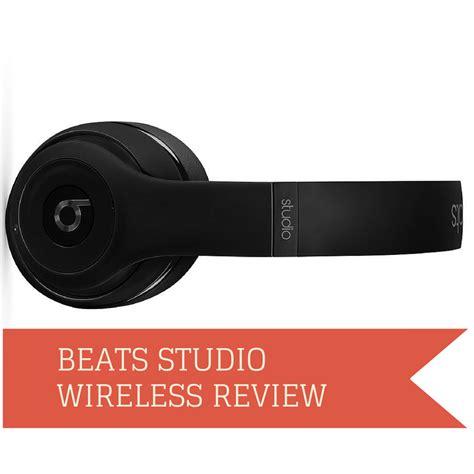 Headphone Beats Wireless beats studio wireless ear headphone black review jays tech reviews
