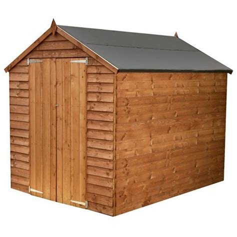 flash reduction    windowless overlap apex shed