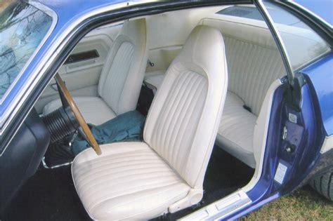 White Challenger Interior by 1970 Dodge Challenger Custom 2 Door 91097