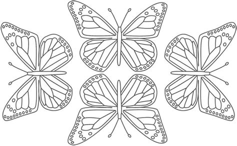 coloring pages of butterflies printable free coloring pages of butterfly patterns