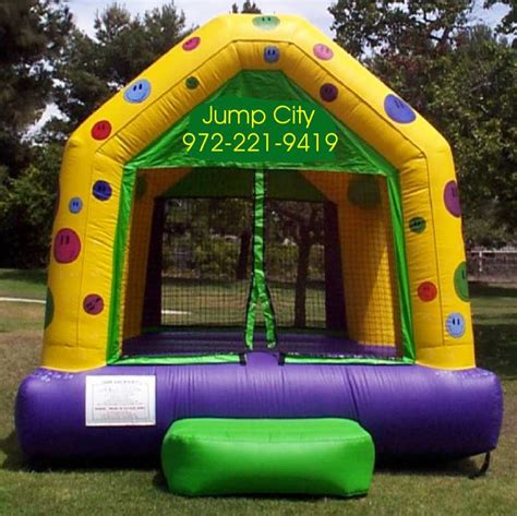 dallas bounce house rentals backyard bouncers in dallas tx