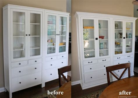 using stock cabinets for built ins m 225 s de 25 ideas incre 237 bles sobre hemnes en