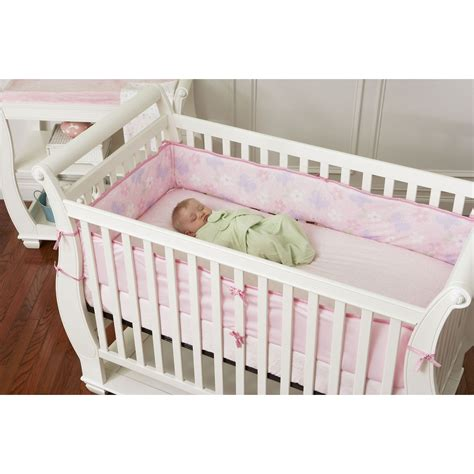 Safe Crib Sleeping by Summer Infant 3 Safe Sleep Crib Set Print