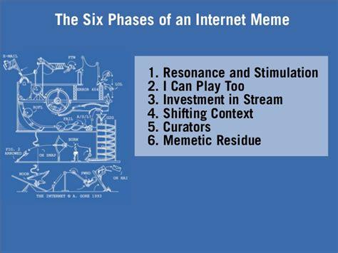 Meme Explained - meme phases explained