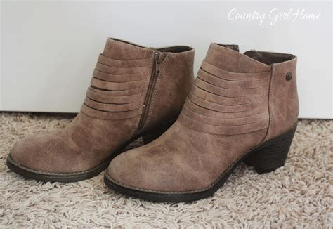 country home boots and shoes for fall