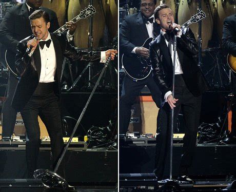 Justin Timberlake Stole The Show by He Stole The Show At The Brit Awards 2013 Justin