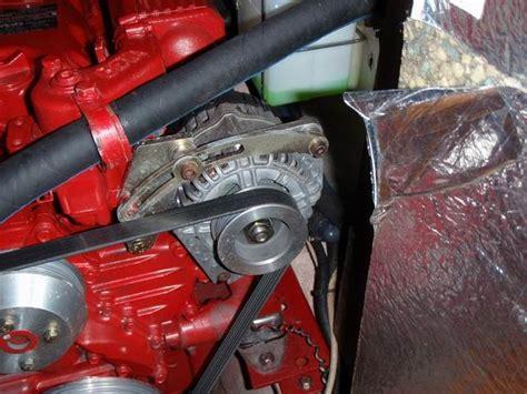benners adrift modding an iskra 100 alternator
