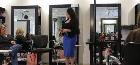 total transformation prior to the makeover this master total mom makeover series meagan paullin before and after