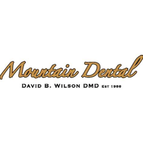 comfort dental avon co wilson david b dmd in avon co 81620 citysearch