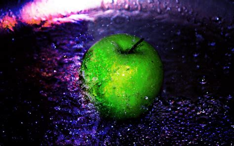 pc themes apple green apple high definition wallpapers free download page 16