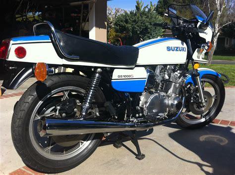 Suzuki Info 1979 Suzuki Gs 1000s Pics Specs And Information