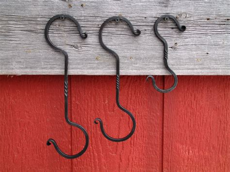 Plant Hooks And Hangers - plant hanger extenders wrought iron by furnacebrookiron