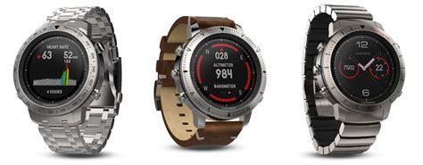 Garmin Fenix Chronos : des montres sportives, de luxe