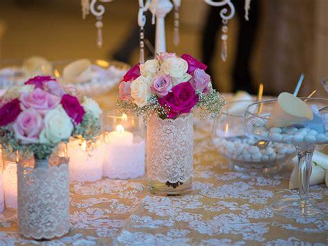 fiori e addobbi per matrimonio addobbi e allestimenti floreali in stile romantico per il