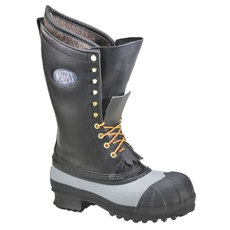 s pac boots whites boots s workman steel toe 14 inch pac boot