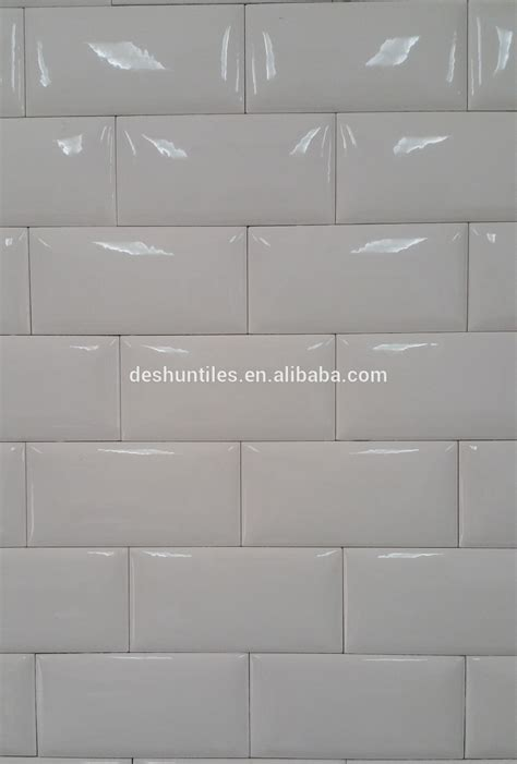 tiles on board for bathrooms 75x152mm bathroom wall decorative subway bathroom tile