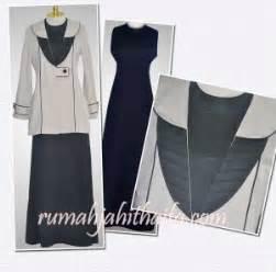 Of Haifa Mba by Order Jahitan Setelan Longdress Plus Blazer Mba Pusv