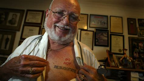 doctors with tattoos telling doctors not to resuscitate by howstuffworks