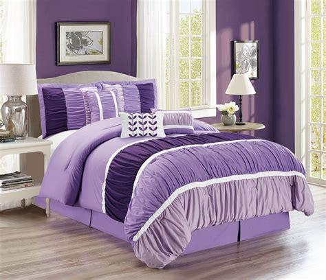 7 piece bedding set 7 piece ruched comforter set