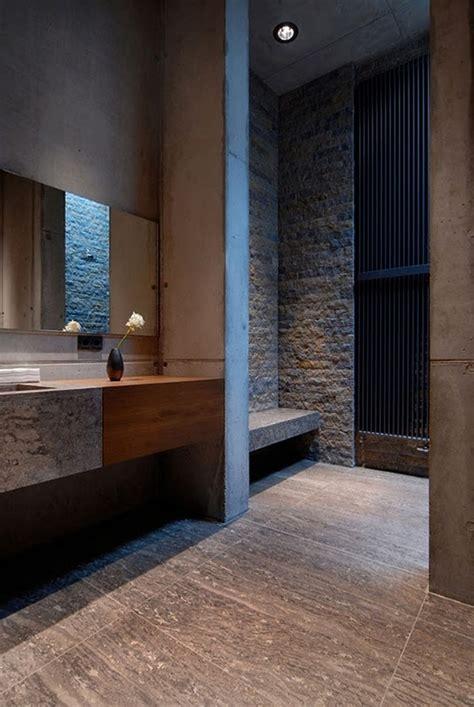 strong masculine bathroom decor ideas inspiration