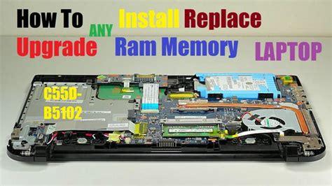 Kisaran Upgrade Ram Laptop how to upgrade ram memory laptop install replace all