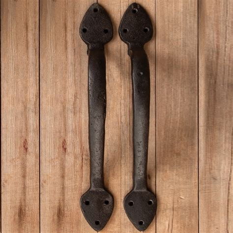 Door Pulls Park Hill Collection Iron Spade Door Pull Shx062